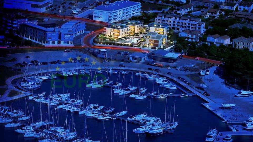 Appartamenti di lusso prima fila al mare