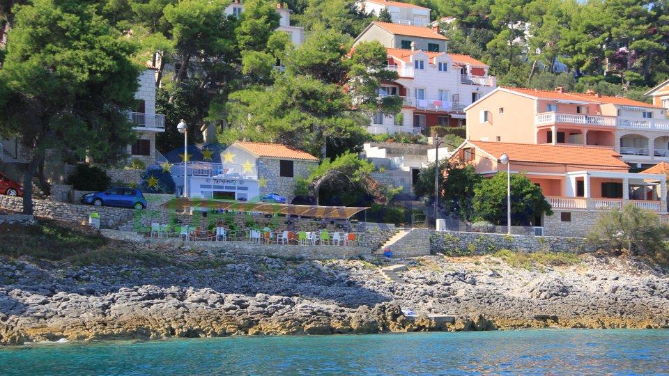 Bella villa sul mare, isola di Korčula