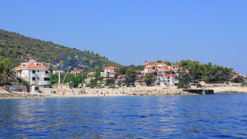 Schöne Villa am Meer, Insel Korčula