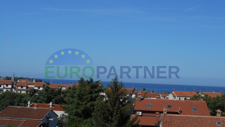 Poreč - big apartment with 4 bedrooms and seaview