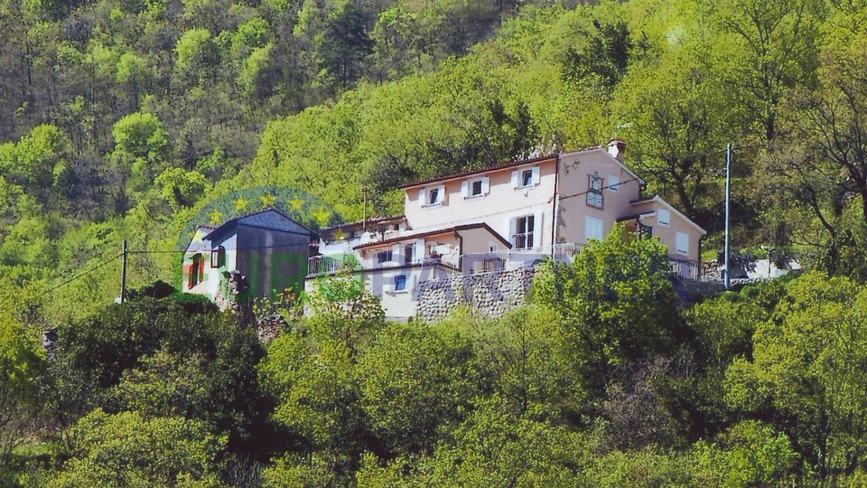 Beautiful property in a prime location - Mošćenička draga