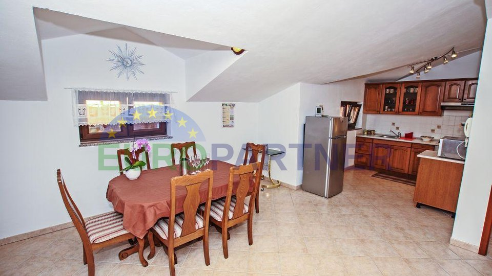 Big apartment near the beach with 3 bedrooms and panoramic seaview
