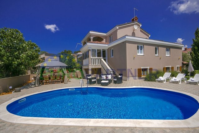 Villa with pool near Porec