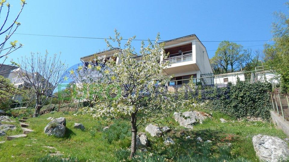 Haus mit großem Garten und Meerblick - Opatija