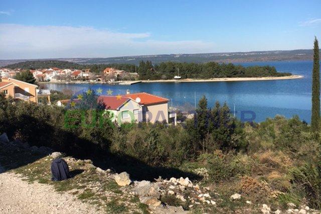 Građevinsko zemljište uz more, okolica Šibenika