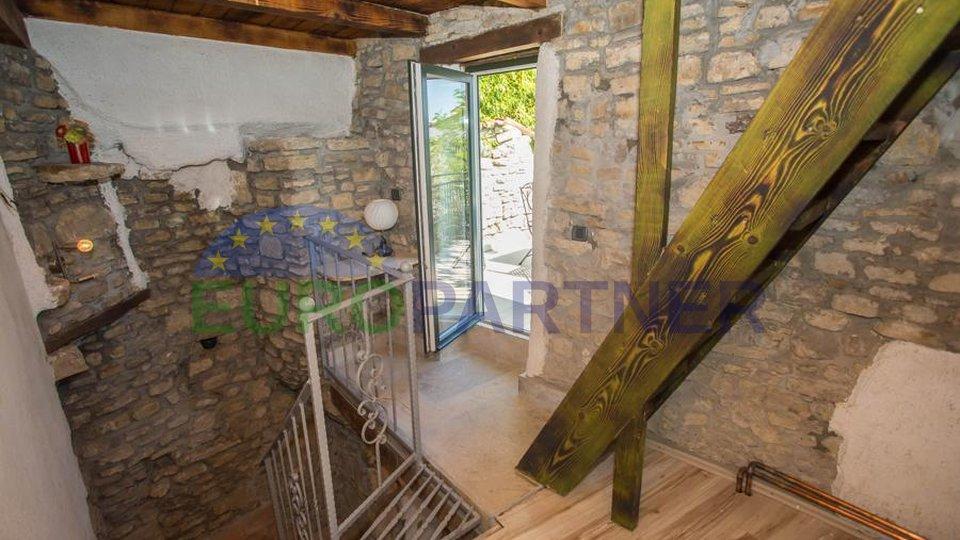 Steinhaus in der Stadt Veli Joze - Motovun
