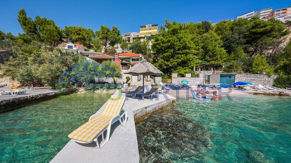 Beautiful Villa Lady on one of the most beautiful beaches in the Adriatic