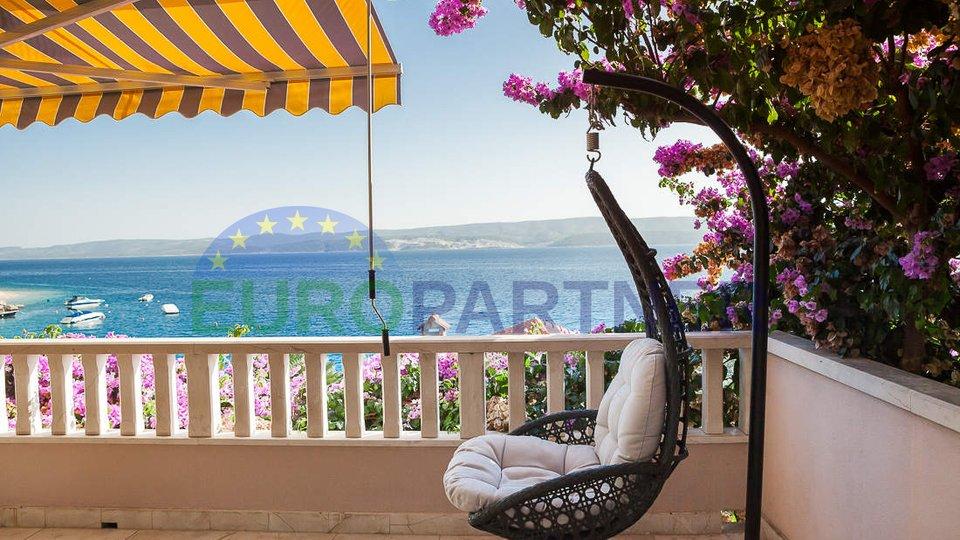 Schöne Villa Lady an einem der schönsten Strände der Adria
