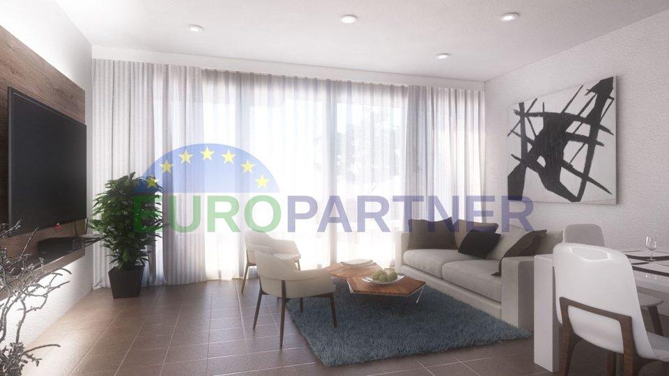 Nuovi appartamenti nel centro di Rogoznica, a soli 100 metri dal mare