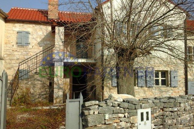 Odlična, potpuno renovirana kamena kuća s velikom okućnicom
