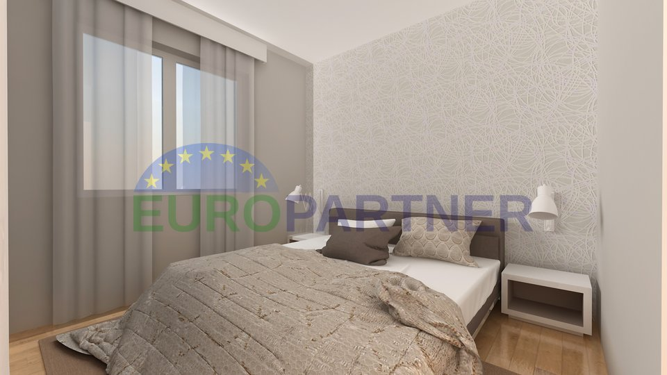 Beautiful apartments with sea view located in Makarska.