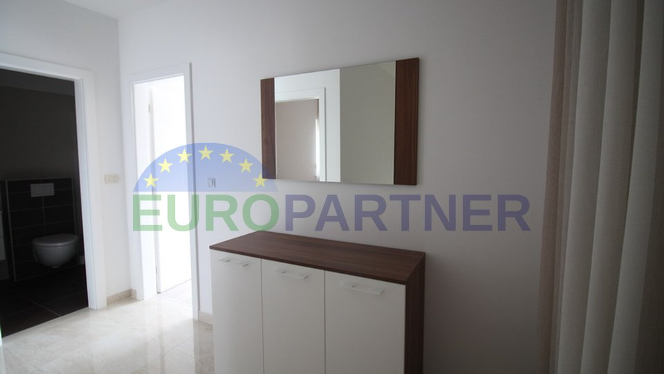 New double house in surrounding of Makarska with a sea view