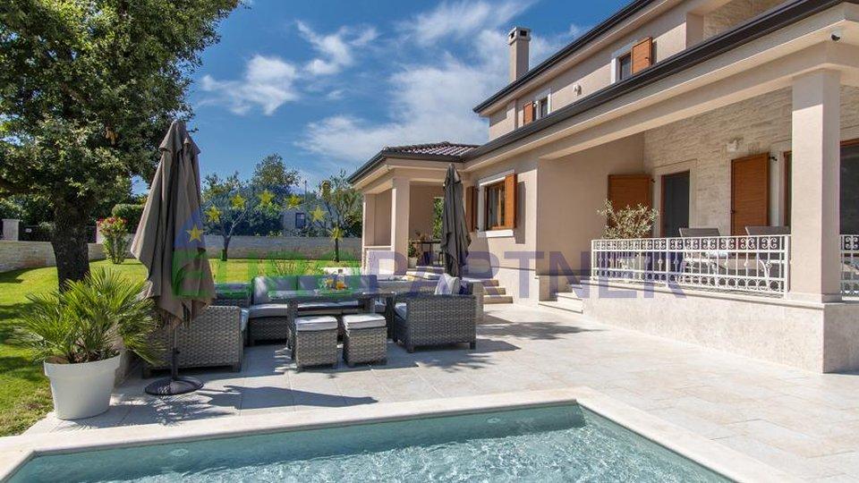 Beautiful newly built villa in the near of Rovinj