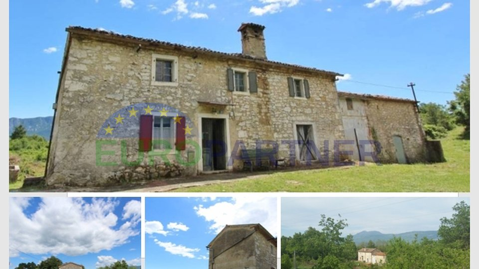 Property in the heart of Istria!