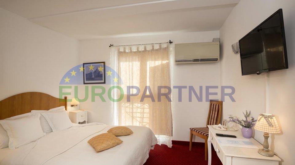 Family hotel near the center of Rovinj