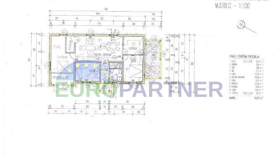 Haus, 100 m2, Verkauf, Poreč