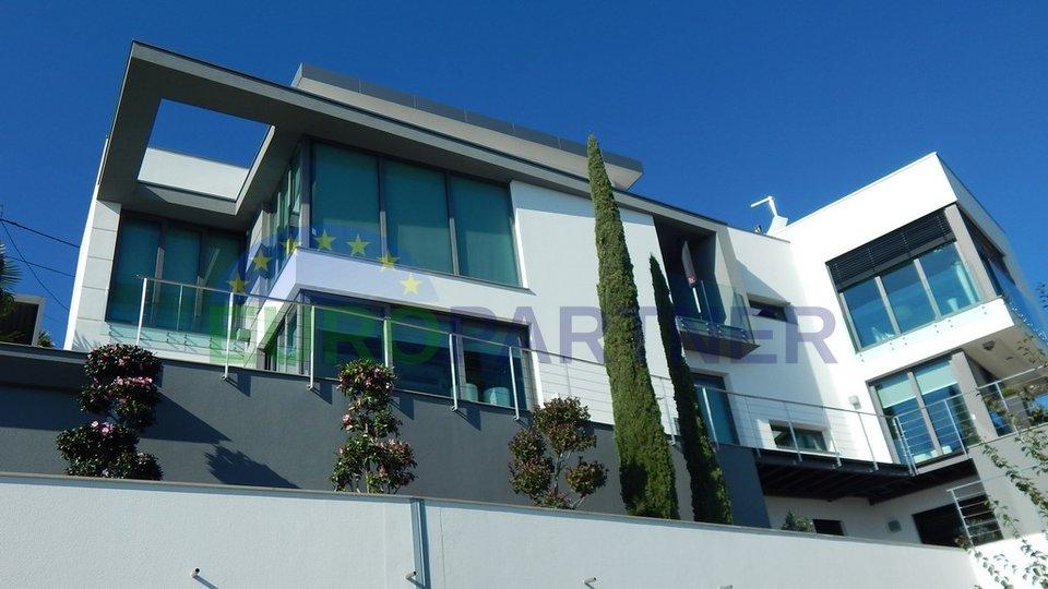 Villa di lusso con vista sul mare aperto - Lovran