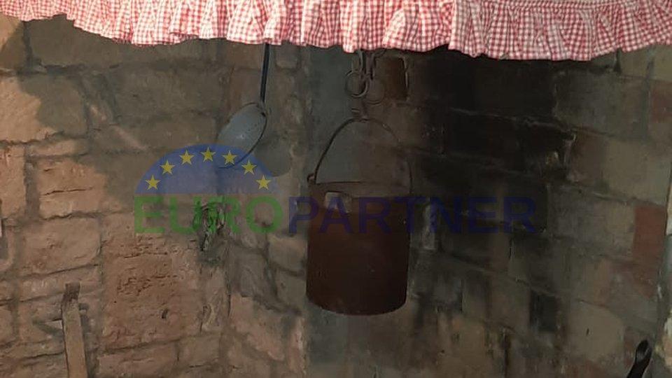 Kamena kuća u srcu Istre