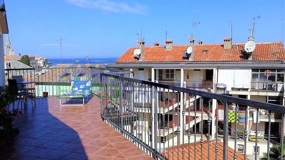 Luxury apartment in the center of Poreč