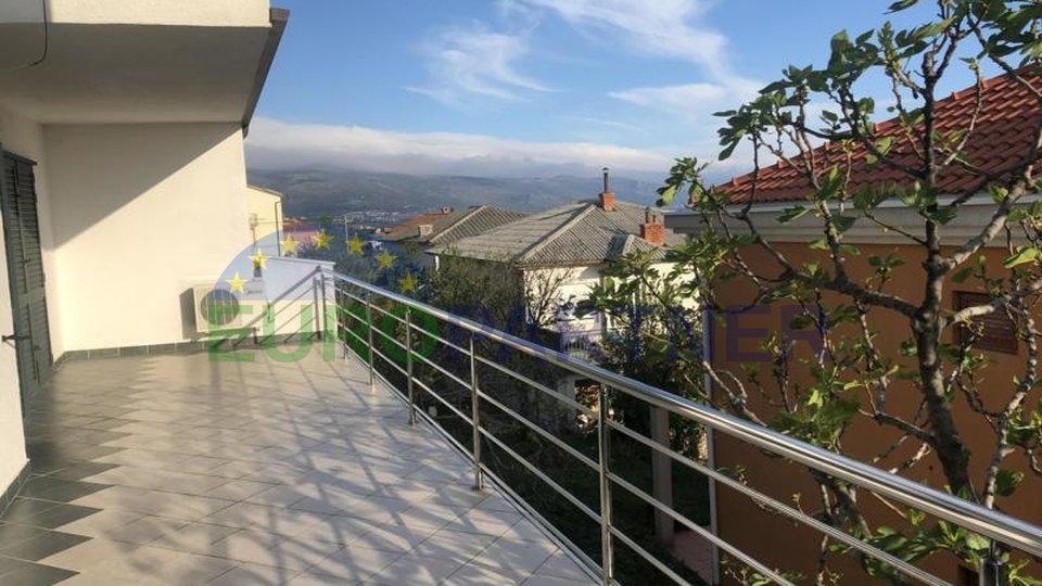 Modern apartment with beautiful sea view - Novi Vinodolski