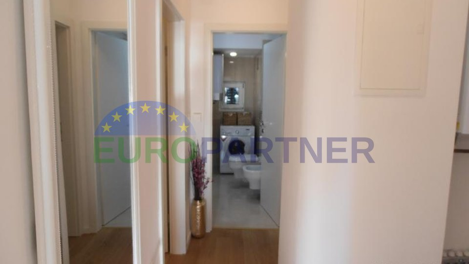 Exceptional renovated apartment in Opatija with a beautiful sea view