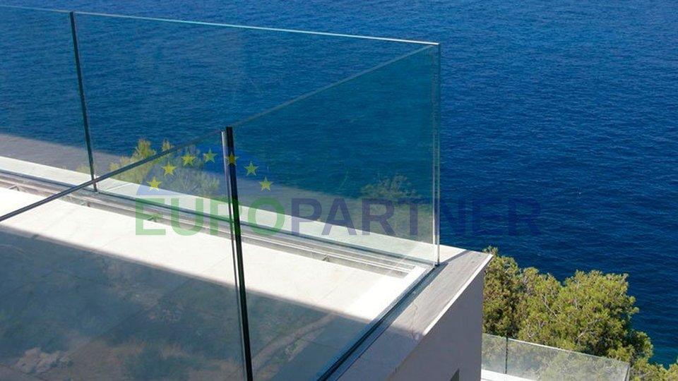 Luksuzni stanovi na otoku Pagu, sa predivnim pogledom na more- 40m od mora