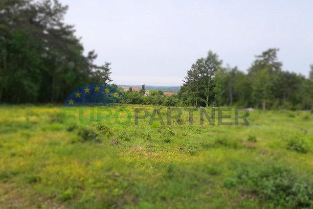 Građevinsko zemljište 3600m2, za izgradnju tri vile s bazenom