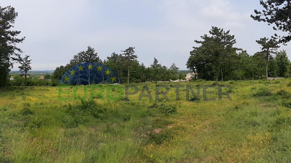 Building plot 3600m2 for building 3 villas with pool