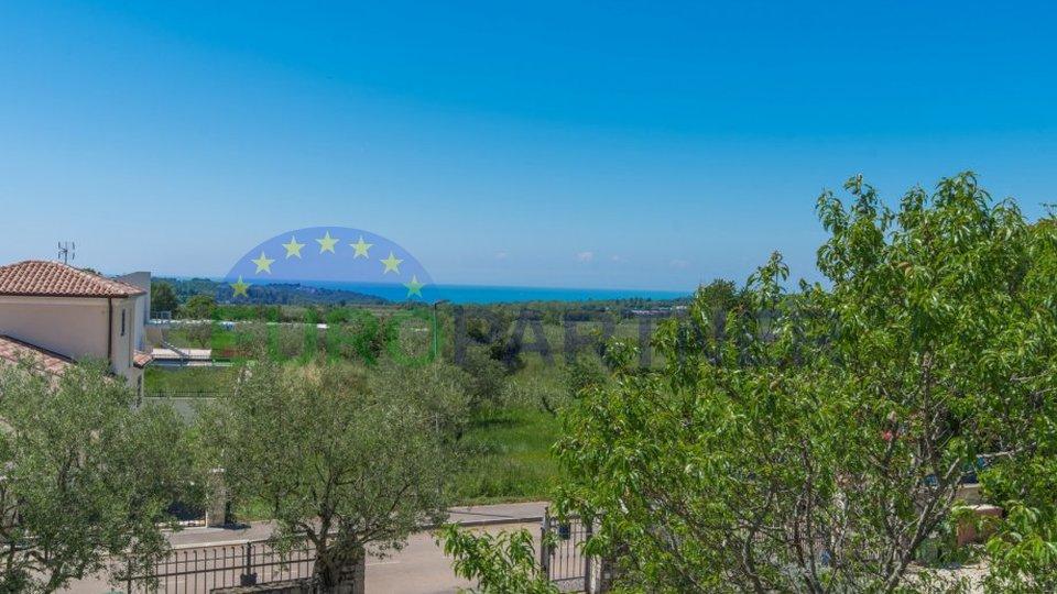 House with beautiful sea view, Tar-Vabriga