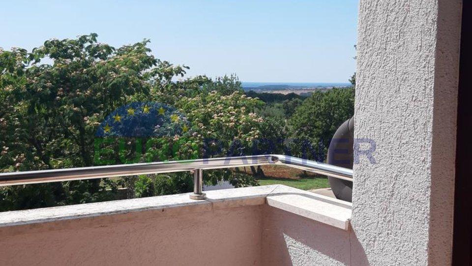 Villetta a schiera con vista sul mare