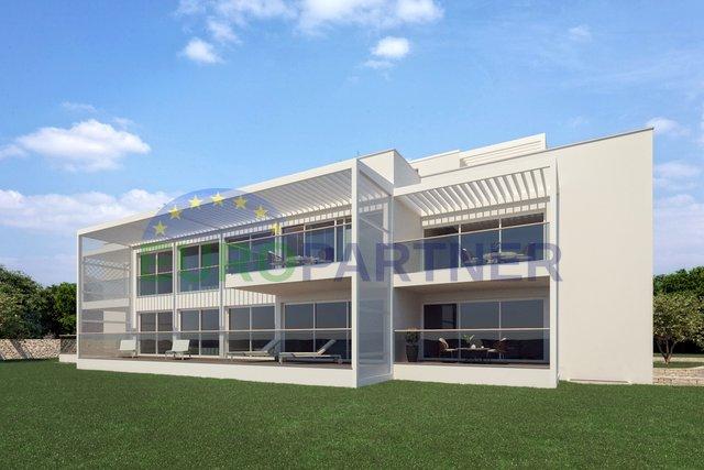 Luksuzni stanovi u novogradnji 200m od mora Rovinj