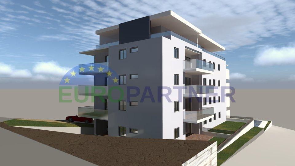 Wohnung, 53 m2, Verkauf, Trogir