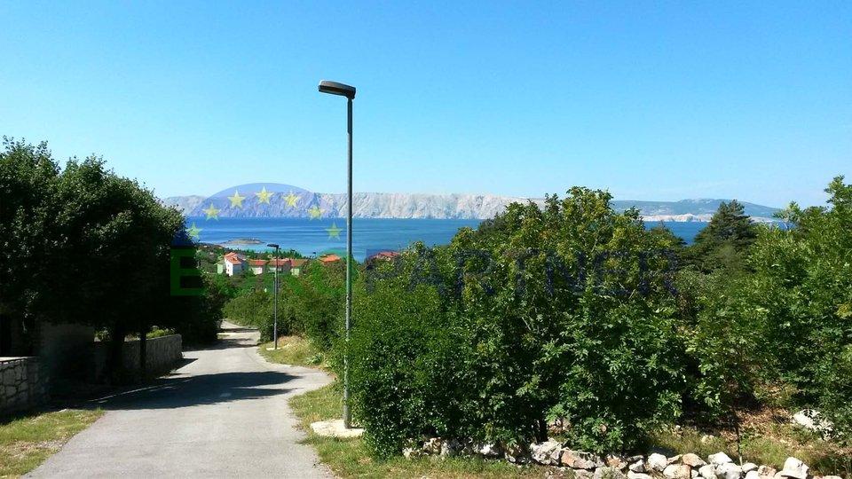 Dva zemljišta sa panoramskim pogledom na more