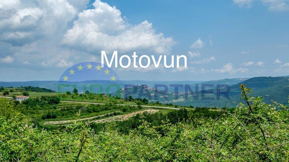 TOP LOKACIJA sa pogledom na Motovun