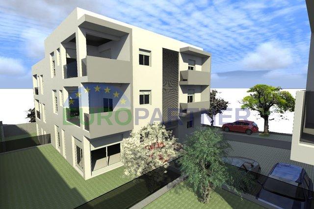 Novogradnja u Podstrani-Stan sa 3 spavaće sobe i pogledom na more