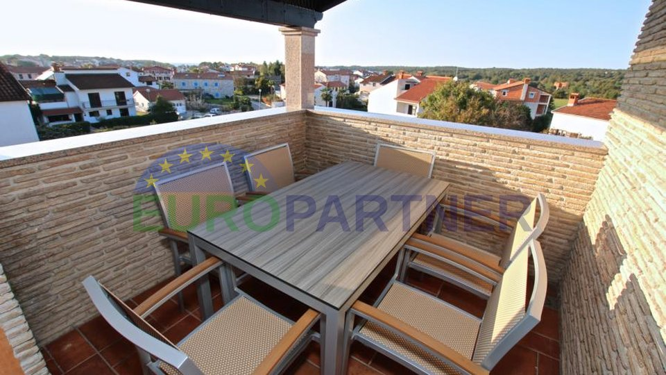 Modern furnished apartment with a beautiful view of the sea