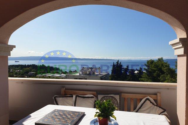 Ekskluzivni stan s otvorenim pogledom na more,Split