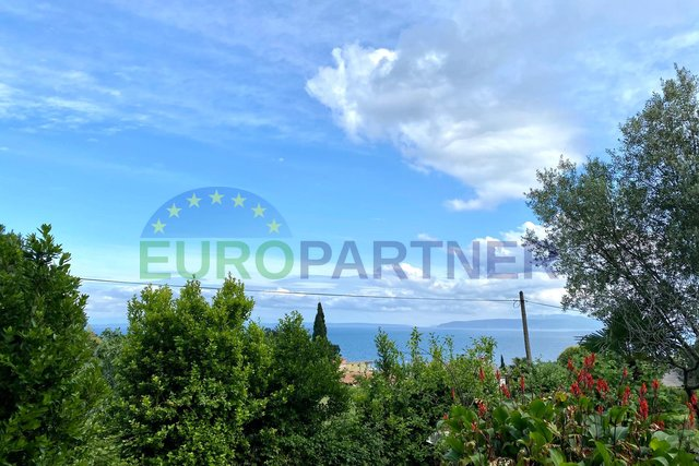 EXCEPTIONAL OPPORTUNITY-Building land with sea view, Ičići