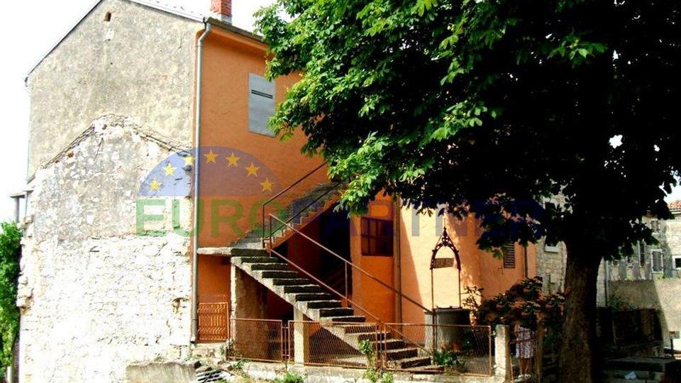 Eine schöne, alte Istrien Häuser