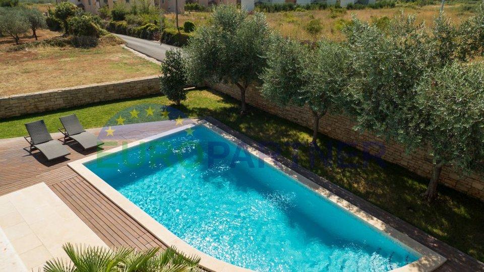 Villa mit einem schönen Blick auf Brijuni