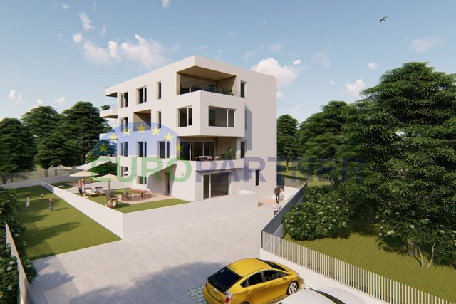 NEW BUILDING IN A TOP LOCATION! For sale are 8 apartments in a building with an elevator!