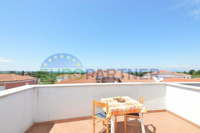Appartamento con vista sul mare aperto, Vabriga