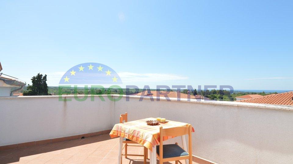 Stan sa otvorenim pogledom na more,Vabriga