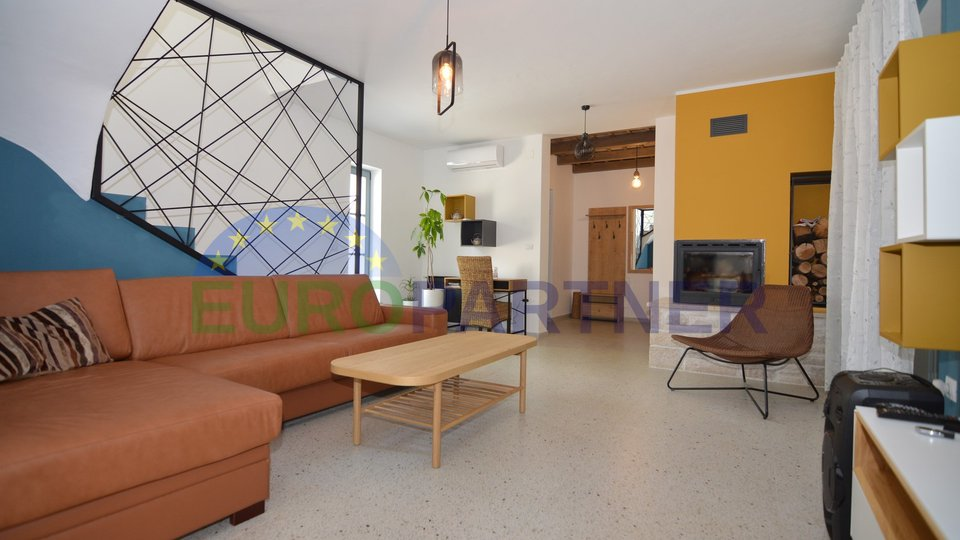 Bella villa di recente costruzione in una posizione tranquilla, Svetvincenat