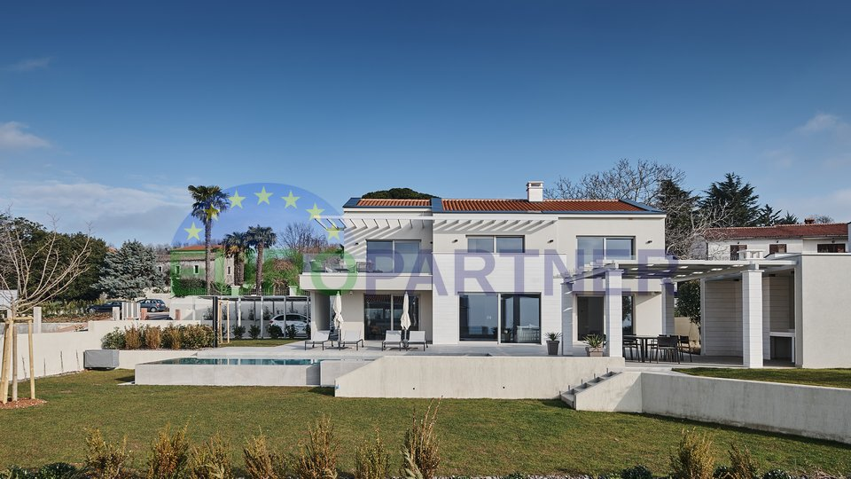 Big beautiful villa in heart of Istria!