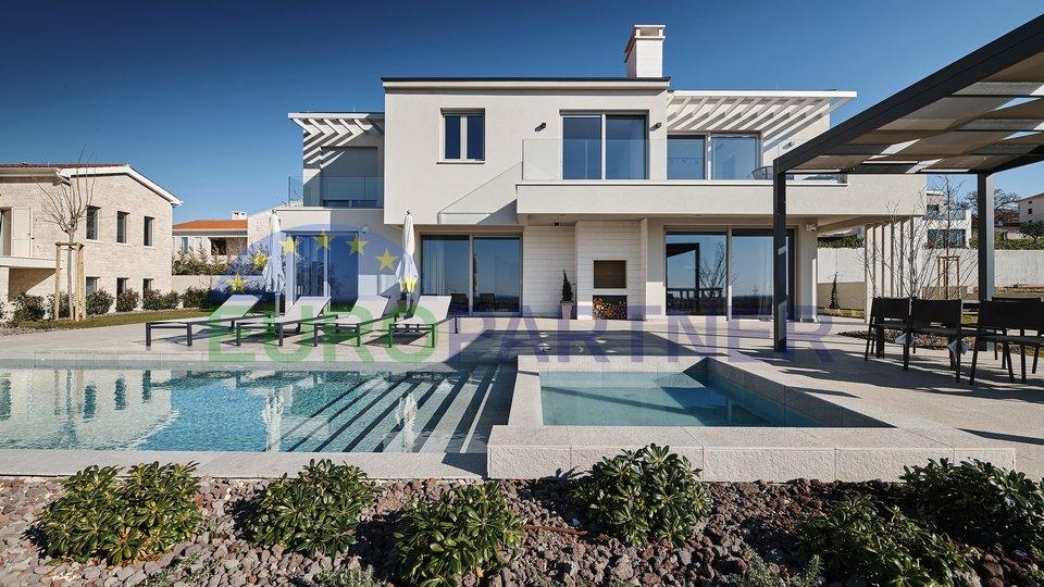 Grande bellissima villa nel cuore dell'Istria!