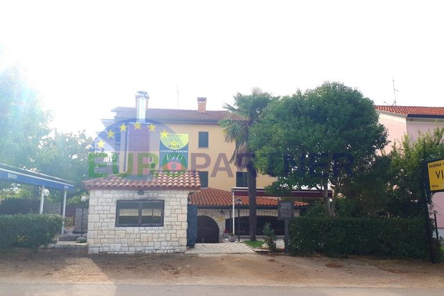 Geräumiges Familienhaus mit Restaurant