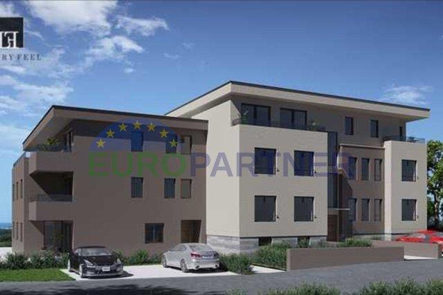New luxury apartments in Tar/Porec
