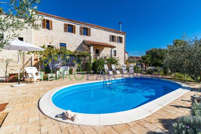 Casa Bellinda, beautiful Istrian stone house