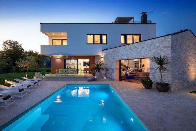 Vrhunska vila modernog dizajna